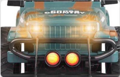 Радиоуправляемая игрушка MJX Автомобиль Cross Country Джип 1562A - LED подсветка