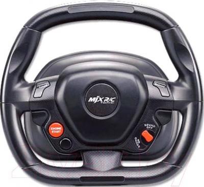 Радиоуправляемая игрушка MJX Автомобиль Cross Country Джип 1562A - пульт управления в виде руля