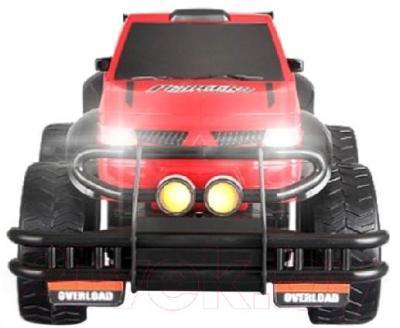 Радиоуправляемая игрушка MJX Автомобиль Explorers Джип 1561A - LED подсветка