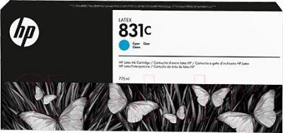 Картридж HP 831C (CZ695A)