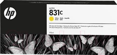 Картридж HP 831C (CZ697A)