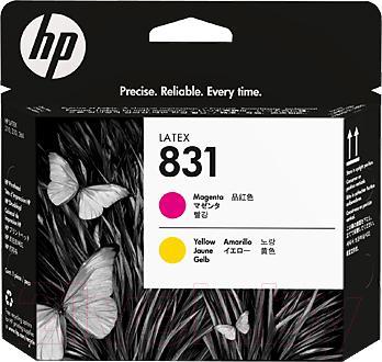 Печатающая головка HP 831 (CZ678A)