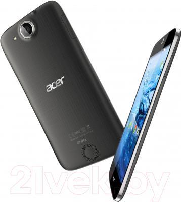 Смартфон Acer Liquid Jade Z S57 / HM.HN0EU.001 (черный)