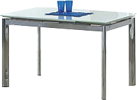 Обеденный стол Halmar Lambert (белый) -