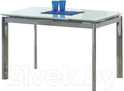 Обеденный стол Halmar Lambert (белый)