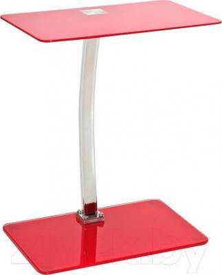 Приставной стол Signal Lifto (красный)