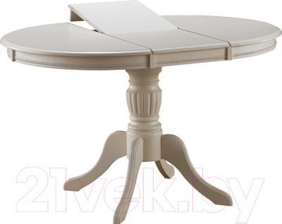 Обеденный стол Signal Olivia Bianco (экрю)