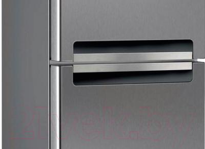 Холодильник с морозильником Whirlpool WBA 3327 NF IX