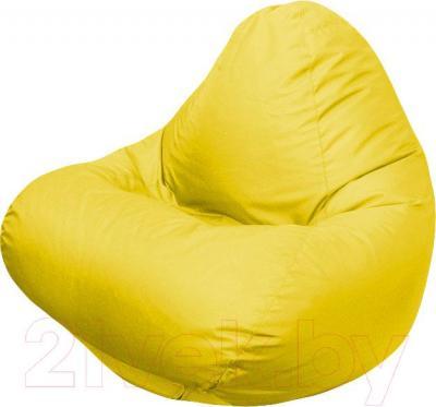 Бескаркасное кресло Flagman Relax Г4.1-07 (желтый)