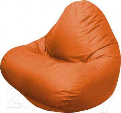 Бескаркасное кресло Flagman Relax Г4.1-10 (оранжевый)