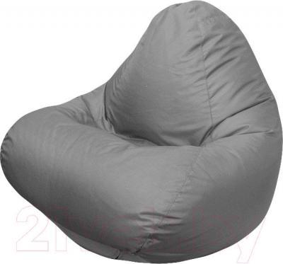 Бескаркасное кресло Flagman Relax Г4.1-12 (светло-серый)
