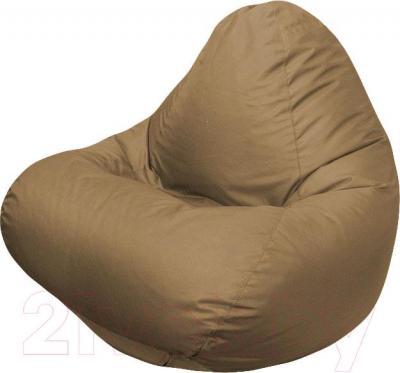 Бескаркасное кресло Flagman Relax Г4.2-01 (темно-бежевый)