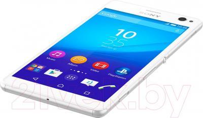 Смартфон Sony Xperia C4 Dual / E5333 (белый)