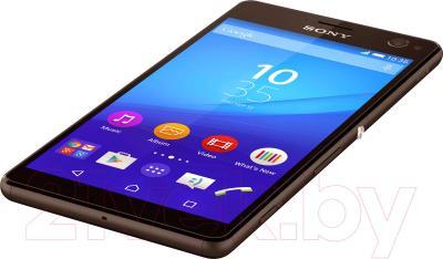 Смартфон Sony Xperia C4 Dual / E5333 (черный)