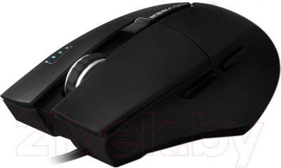 Мышь Qcyber Zorg QC-02-004DV02 (черный)