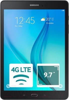 Планшет Samsung Galaxy Tab A 9.7 16GB LTE / SM-T555 (черный)