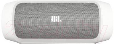 Портативная колонка JBL Charge 2 (белый)