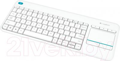 Клавиатура Logitech Wireless Touch Keyboard K400 Plus (920-007148)