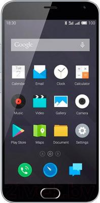 Смартфон Meizu M2 Note (16GB, серый)