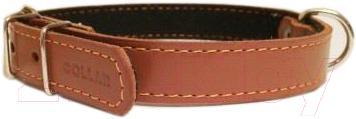 Ошейник Collar 00086 (коричневый)