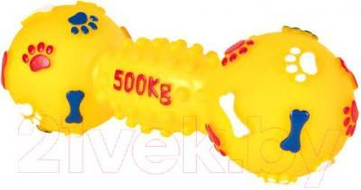 Игрушка для животных Trixie Гантель 3362 (со звуком)