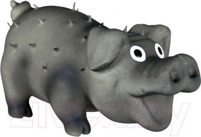 Игрушка для животных Trixie Свинка 35190 (со звуком, разные цвета)