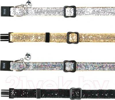 Ошейник Trixie Sequins 41901 (с колокольчиком) - возможные цвета