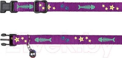 Ошейник Trixie Fashion 4177 (с колокольчиком)