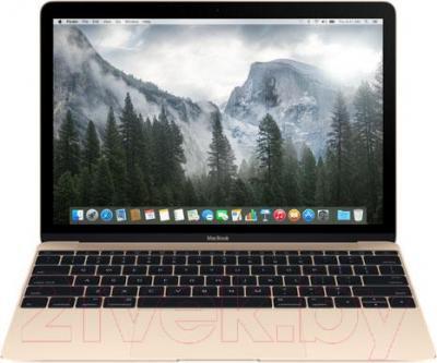 Ноутбук Apple MacBook (MK4M2RU/A)