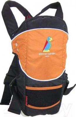 Эрго-рюкзак Pierre Cardin PMC31 (оранжевый)
