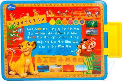 Стол+стул Дэми №1 Король Лев (синий)