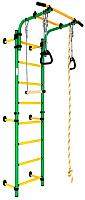 Детский спортивный комплекс Romana Комета Next 1 ДСКМ-2С-8.06.Г1.410.01-07 (зеленый/желтый) -