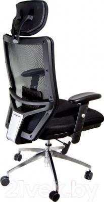 Кресло офисное Posidelkin Сириус (черный)
