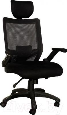 Кресло офисное Posidelkin Сириус 2 (черный)