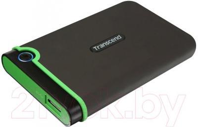 Внешний жесткий диск Transcend StoreJet 25M3 2TB (TS2TSJ25M3)