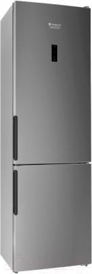 Холодильник с морозильником Hotpoint HF 5200 S