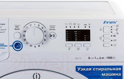 Стиральная машина Indesit NWS 6105