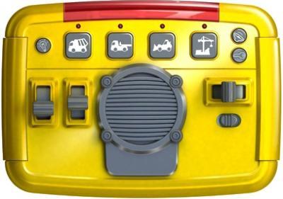 """Игрушка на пульте управления Silverlit Строительная площадка """"Power in fun"""" 81117 - пульт управления"""