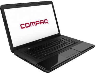 Ноутбук HP Compaq Presario CQ58-200SR (C2B31EA) - общий вид