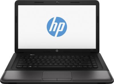 Ноутбук HP 650 (B6N13EA) - фронтальный вид