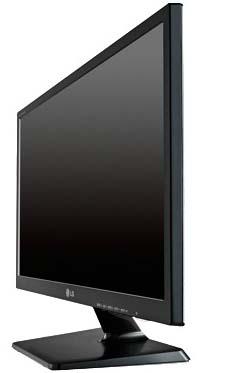 Монитор LG E2342V-BN - общий вид