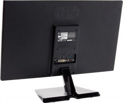 Монитор LG IPS224V-PN - вид сзади