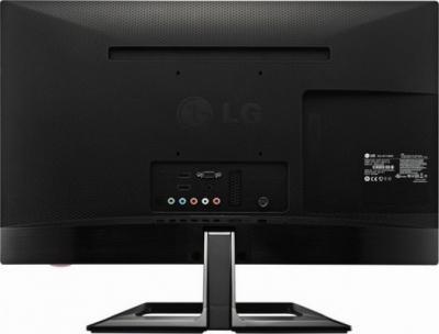 Телевизор LG M2452D-PZ - вид сзади