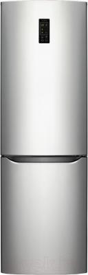 Холодильник с морозильником LG GA-B409SMQA - общий вид