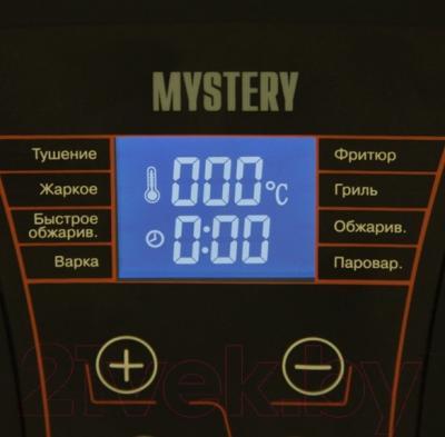 Мультиварка Mystery MCM-5015 (красный)