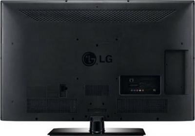 Телевизор LG 32LS340T - вид сзади