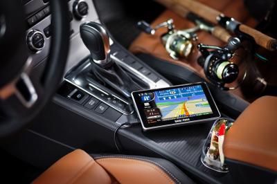 GPS навигатор SeeMax navi E510 HD 8GB (ver. 2) - общий вид