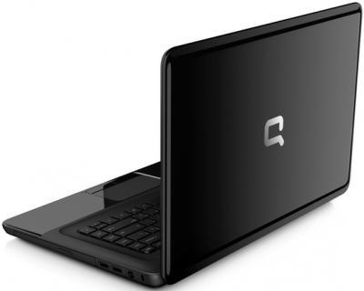Ноутбук HP Compaq Presario CQ58-150SR (B3Z56EA) - вид сзади