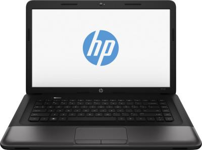 Ноутбук HP 650 (C1N17EA) - фронтальный вид