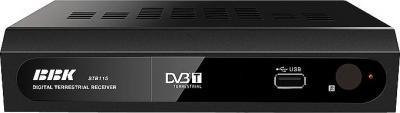 Тюнер цифрового телевидения BBK STB115 - общий вид
